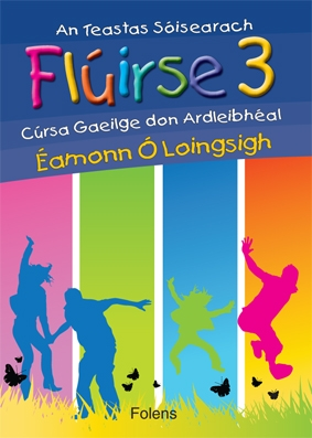 Fluirse 3 Textbook - Junior Certificate Higher Level Irish