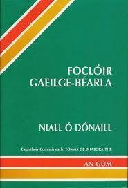 Focloir Hardback - Irish/English
