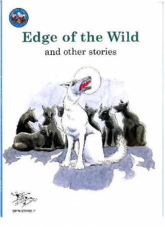 Edge Of The Wild & Other Stories - Core Book 2 - Streets Ahead - Fifth Class