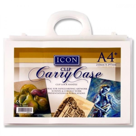 Carry Case A4+ With Handle