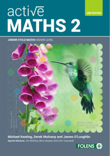 Active Maths 2 Pack - 2nd Edition - Higher Level Junior Cycle Maths