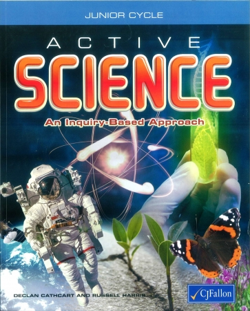 Active Science Pack - Textbook & Workbook - An Inquiry-Based Approach - Junior Cycle Science
