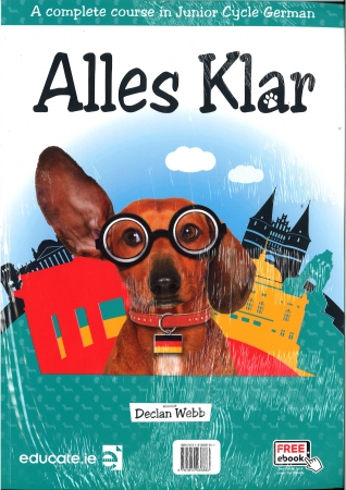 Alles Klar Pack - Junior Cycle German - Includes Free eBook