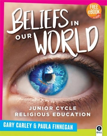 Beliefs In Our World - Junior Cycle Religion - Includes Free eBook