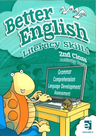 Better English 2 - Literacy Skills Activity Book - Second Class