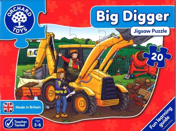 Big Digger Jigsaw