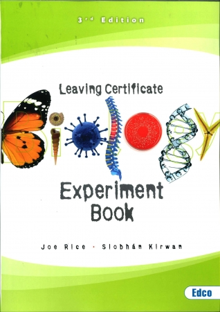 Leaving Cert Biology Experiment Book - 3rd Edition