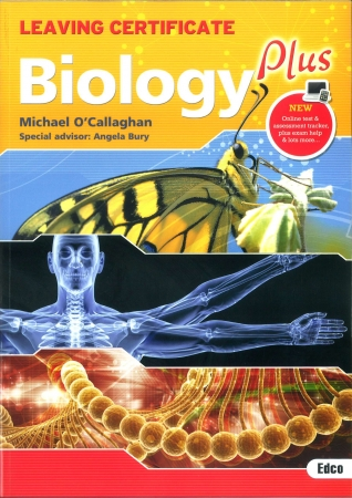 Biology Plus - Leaving Certificate Biology Textbook - Includes Free eBook