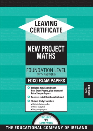 Leaving Cert Maths Foundation Level - Includes 2019 Exam Papers