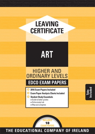 Leaving Cert Art Higher & Ordinary Levels - Includes 2019 Exam Papers