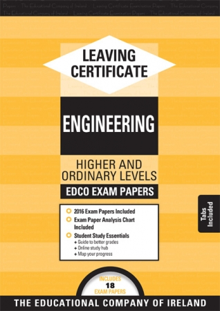 Leaving Cert Engineering Higher & Ordinary Levels - Includes 2019 Exam Papers