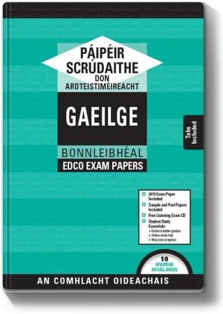 Leaving Cert Irish Foundation Level - Includes 2019 Exam Papers