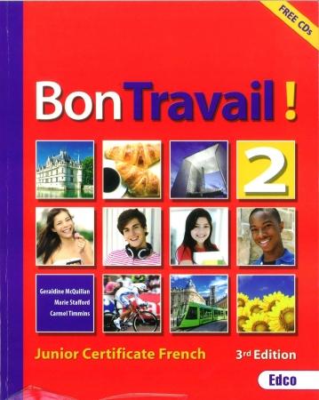 Bon Travail 2 - 3rd Edition - Includes Free eBook