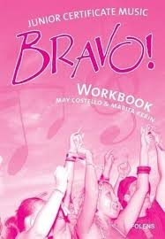 Bravo! Workbook - Music for Junior Cert