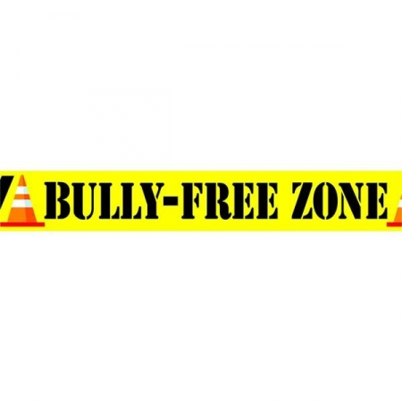 Border Terrific Trimmers Bully Free Zone - 35 Feet