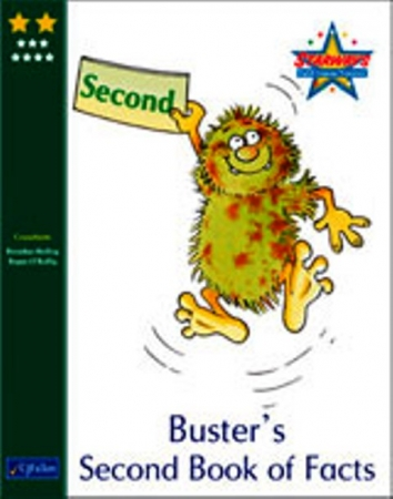Buster's Second Book Of Facts - Core Reader 7 - Starways Stage Two - First & Second Class