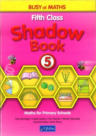 Busy At Maths 5 Shadow Book - Fifth Class