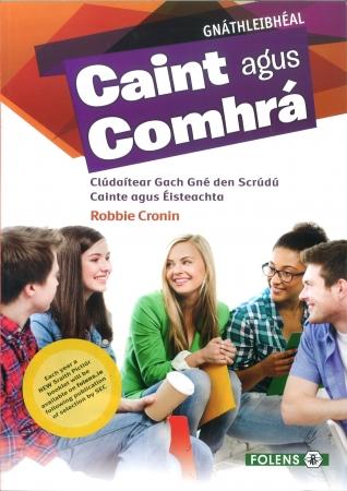 Caint Agus Comhrá Gnáthleibhéal - Oral & Aural Book For Leaving Certificate