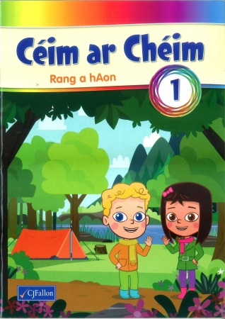 Céim ar Chéim 1 Pack - Reader & Workbook - First Class