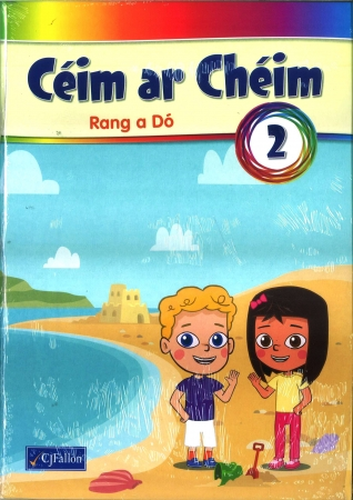 Céim ar Chéim 2 Pack - Reader & Workbook - Second Class
