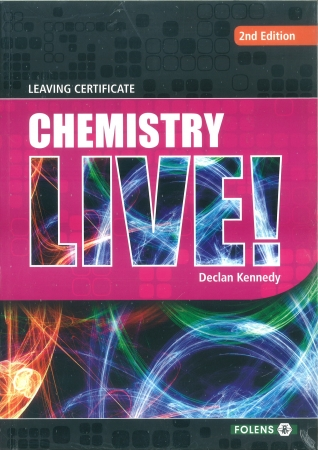 Chemistry Live Pack - Textbook & Workbook - 2nd Edition - Leaving Certificate Chemistry