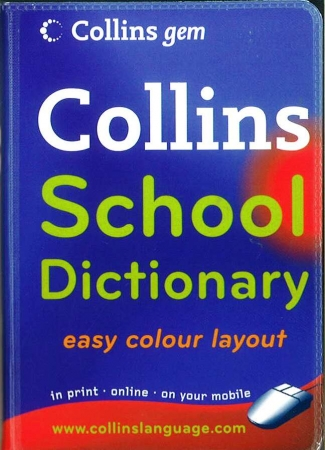 Collins Gem English School Dictionary