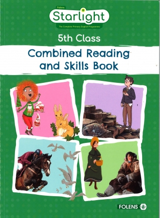 Combined Reading & Skills Book - Starlight - Fifth Class