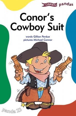 Conor's Cowboy Suit