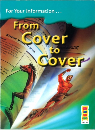 From Cover To Cover - 5th Class Information Book - Bookcase