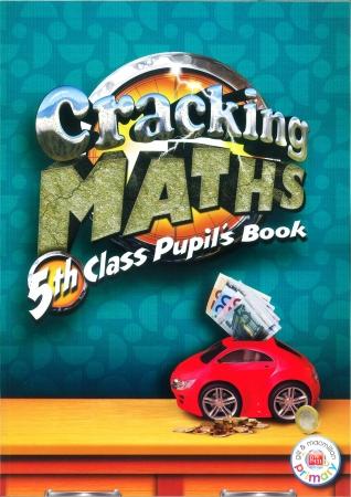 Cracking Maths 5th Class - Textbook
