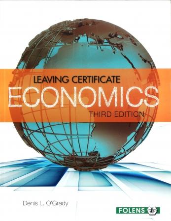 Economics 3rd Edition Pack - Textbook & Workbook - Leaving Certificate Economics