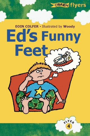 Ed's Funny Feet