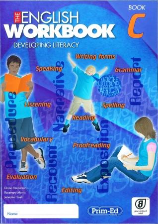 The English Workbook C - Second Class