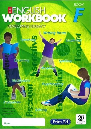 The English Workbook F - Fifth Class