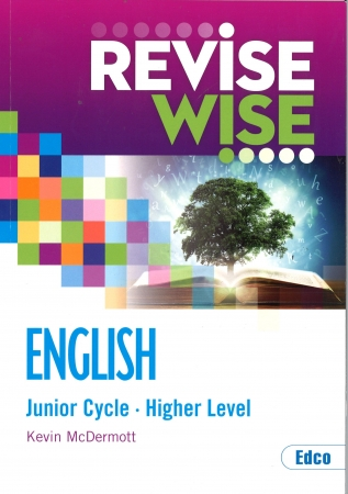 Revise Wise Junior Cycle English Higher Level