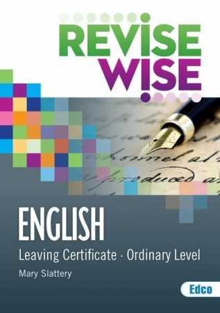 Revise Wise Leaving Certificate English Ordinary Level