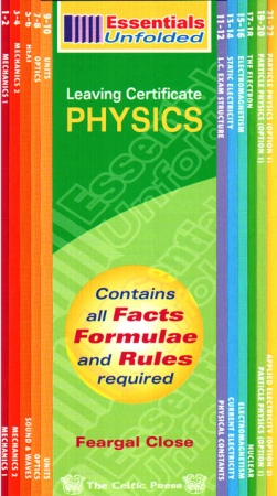 Essentials Unfolded Physics - Leaving Certificate - Higher & Ordinary Level