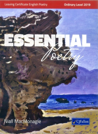 Essential Poetry 2019 - Leaving Certificate English Poetry Ordinary Level - Includes Free eBook
