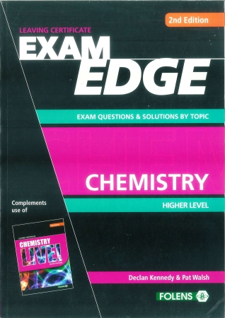 Exam Edge Chemistry Higher Level 2nd Edition - Exam Questions & Solutions By Topic