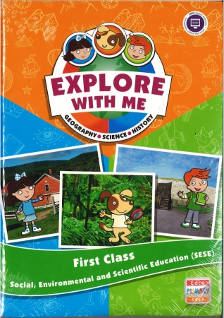 Explore With Me SESE Pack - First Class