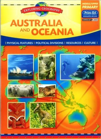 Exploring Geography Australia & Oceania
