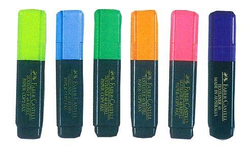 Faber-Castell Hi-Lighter Blue