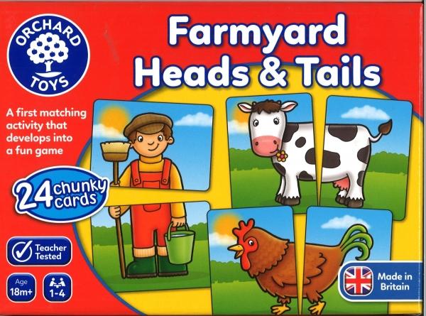 Farmyard Heads & Tails