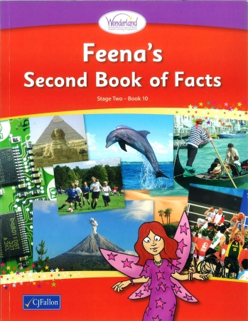 Feena's Second Book of Facts - Core Reader 10 - Wonderland Stage Two - Second Class