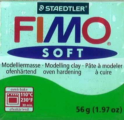 Fimo Soft Tropical Green