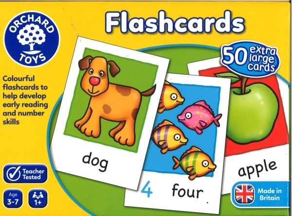 Flashcards General