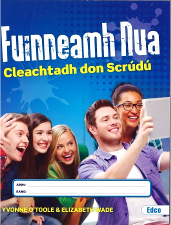 Fuinneamh Nua Cleachtadh Don Scrúdú (Workbook Only) Leaving Certificate Ordinary Level Irish