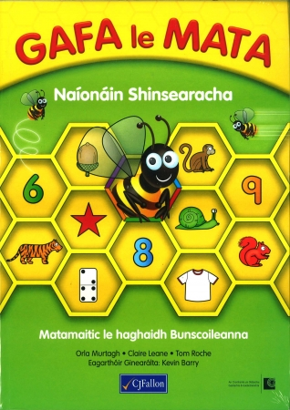 Gafa le Mata Senior Infants Pack - Book & Activity Book