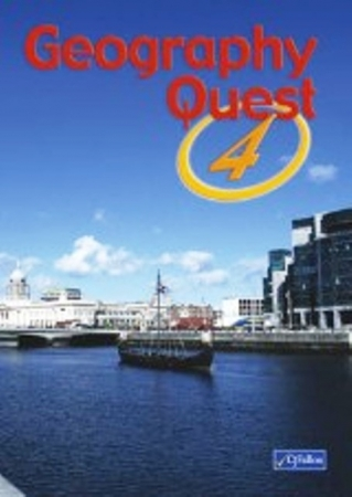 Geography Quest 4 - Fourth Class