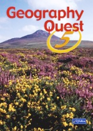 Geography Quest 5 - Fifth Class